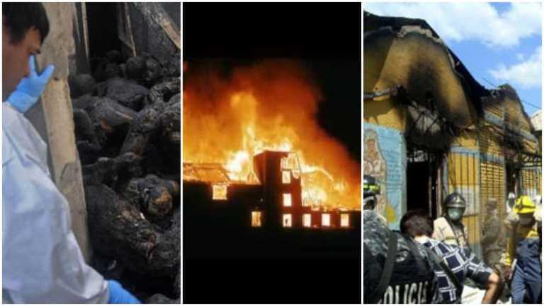 Cinco años después, inicia Juicio contra autoridades del penal de Comayagua por incendio