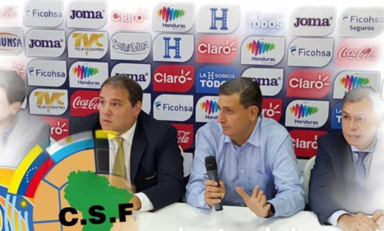 José Ernesto Mejía: «No vi ambiente para que exista fusión entre Concacaf y Conmebol»