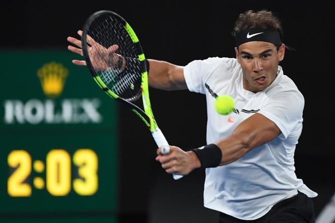 ¡Rafael Nadal avanza a semifinales en el Australia Open!