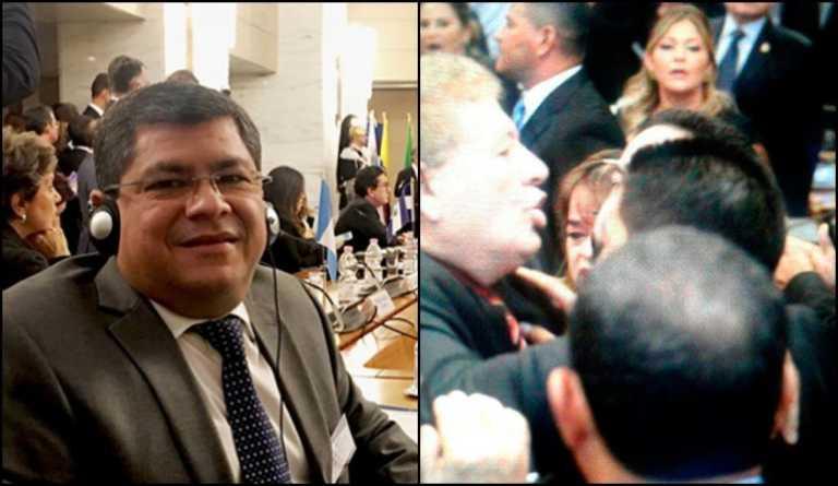"""Leonel Ayala: """"la investidura de la presidencia debe respetarse"""""""