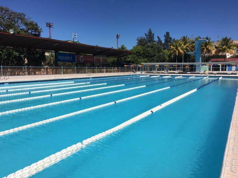 ¡Remodelarán la piscina olímpica del Complejo Deportivo Simón Azcona!