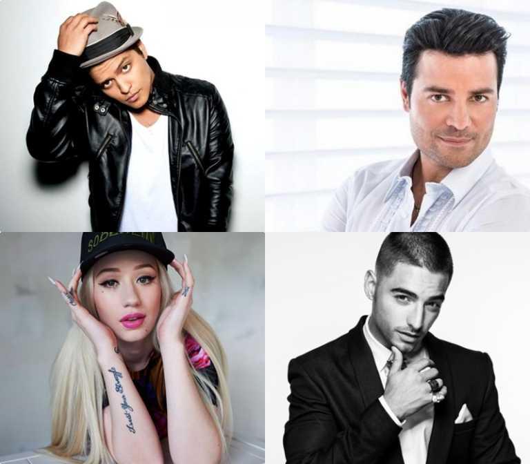 20 artistas cuyos nombres reales son menos glamorosos de lo que imaginas