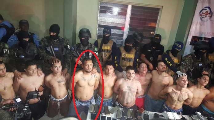 """""""El Barbero"""", entre los capturados en la zona norte de Honduras"""