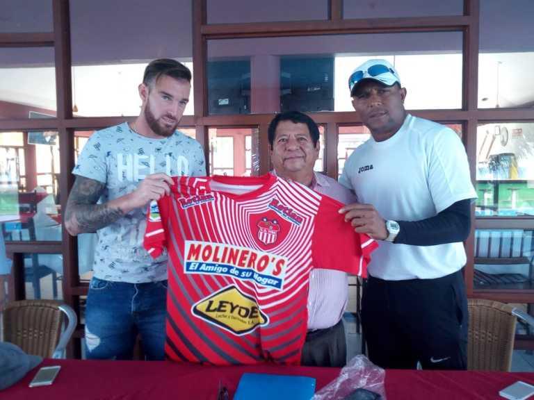 ¡Uruguayo Richard Rodríguez, nuevo jugador del Vida!