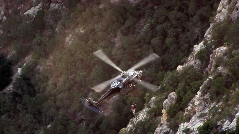 Rescatan hondureño que cayó en acantilado en Arizona, EUA