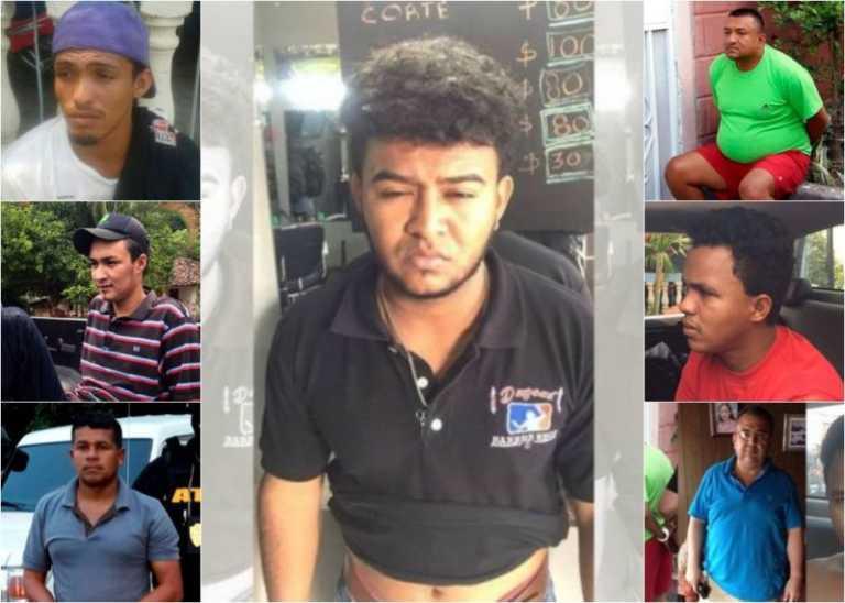 ¿Quiénes son los 7 detenidos en caso Berta Cáceres?