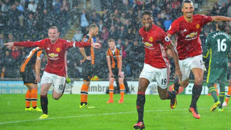 Manchester United vs Hull City: por la Capital One Cup