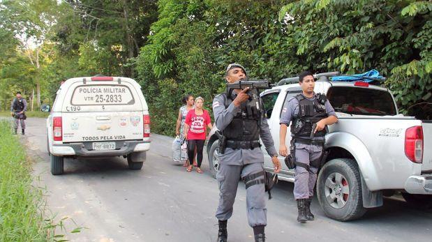 Brasil: Suben a 60 los muertos en sangriento motín en cárcel
