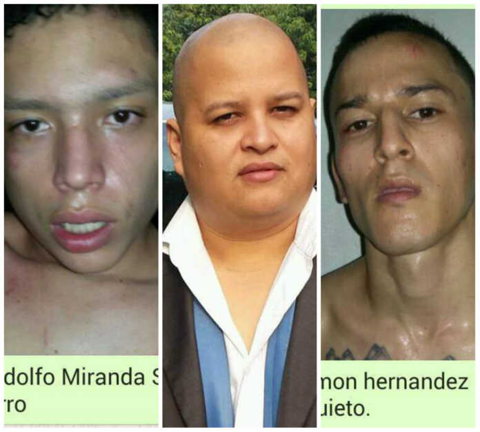 Asesinos de Igor Padilla