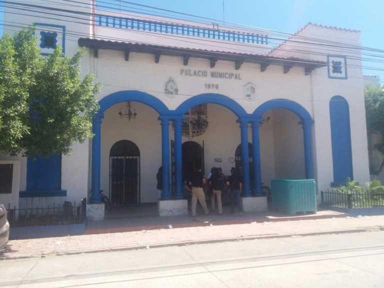 Intervenidas las alcaldías de Ojojona y San Lorenzo
