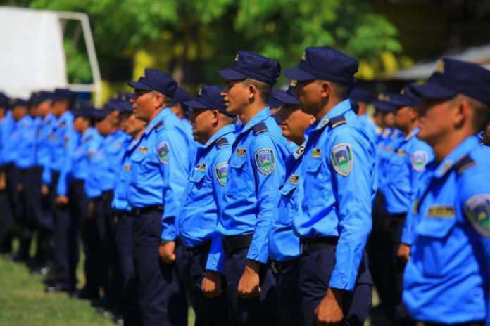 Nueva Ley de Policía