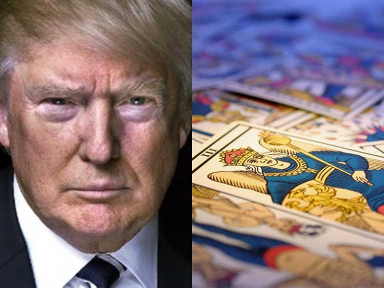 Vidente hace predicciones sobre el mandato de Donald Trump