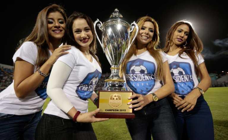 ¡Inaugurada oficialmente la III Edición de la Copa Presidente!