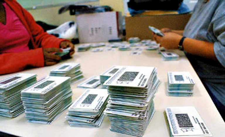 RNP entregará tarjetas de identidad en centros de votación