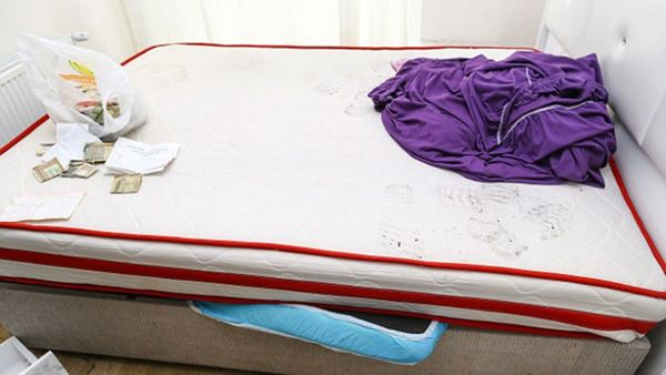 Asimismo, la habitación quedaba cerca del lugar donde se dio el atentado.
