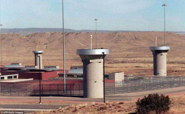 'El Chapo' pasaría el resto de sus días recluido en esta prisión 'supermax'