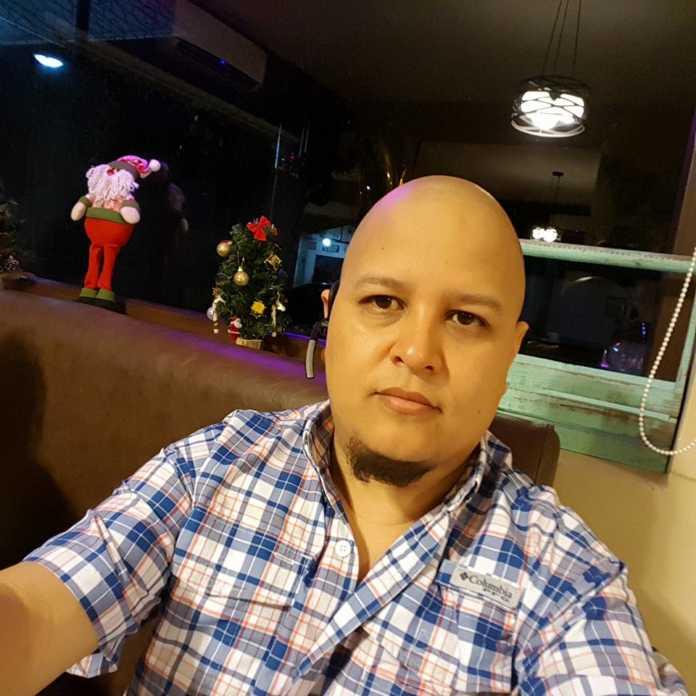 Facebook de Igor Padilla