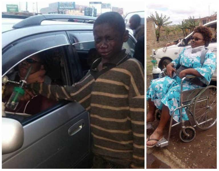 """""""La bondad llama a la bondad"""", historia de John, niño de Kenia"""