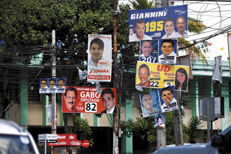 Sancionarán a políticos que coloquen afiches en lugares no autorizados