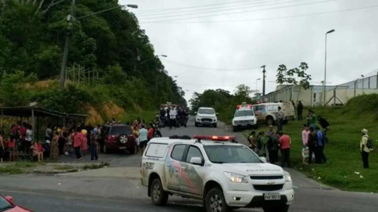 Otro motín en Brasil deja 33 muertos, varios de ellos decapitados