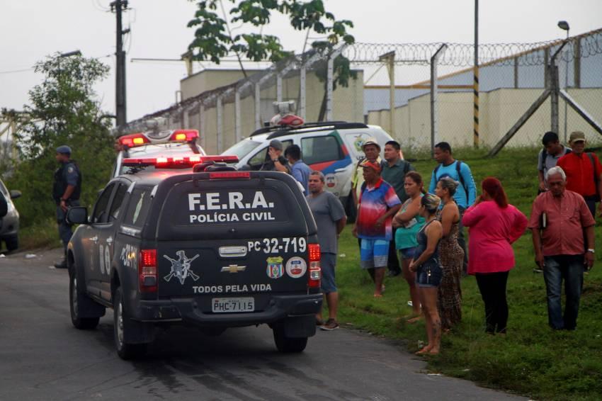 La matanza ocurrió la madrugada del viernes en la penitenciaria Agrícola de Monte Cristo.