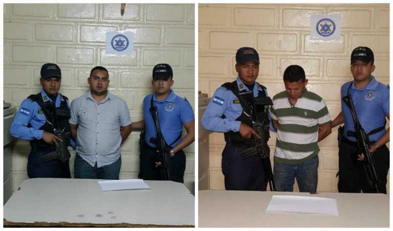 Dos detenidos por secuestro de una menor en La Ceiba