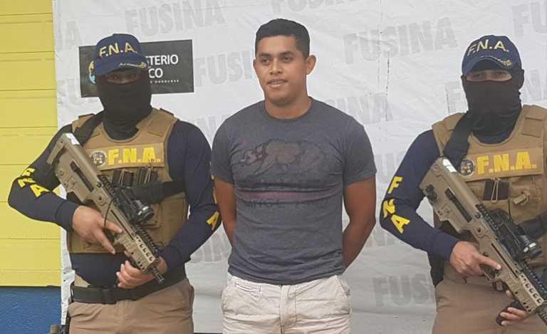 La Ceiba: Detención judicial contra árbitro acusado de extorsión