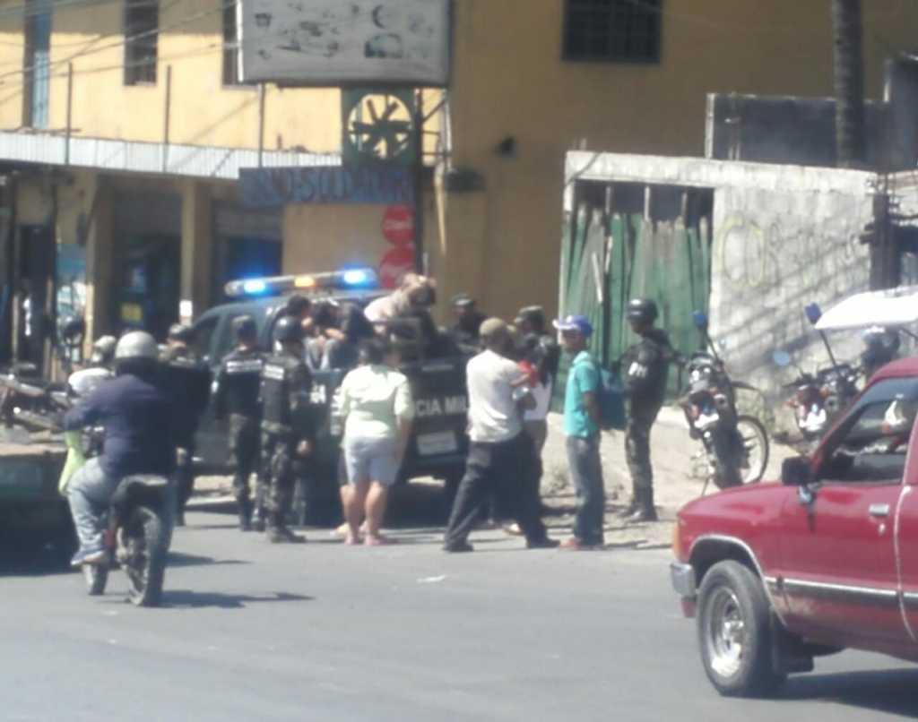 En Las Pavas cayó un presunto grupo de mareros