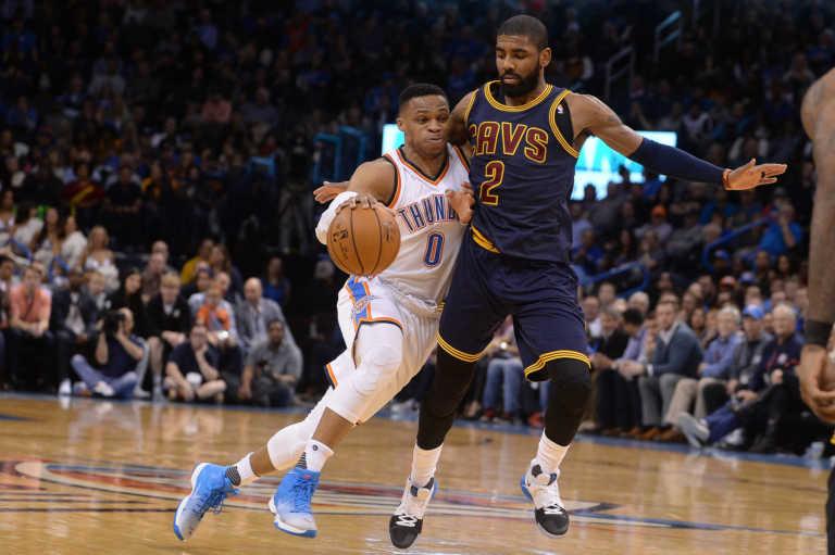 NBA: El Thunder de Oklahoma derrotó a los Cavaliers de LeBron James