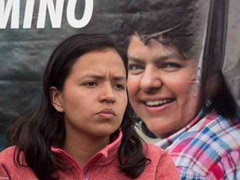 """Olivia Cáceres: """"Suspendan secretividad en investigación del caso de mi madre»"""
