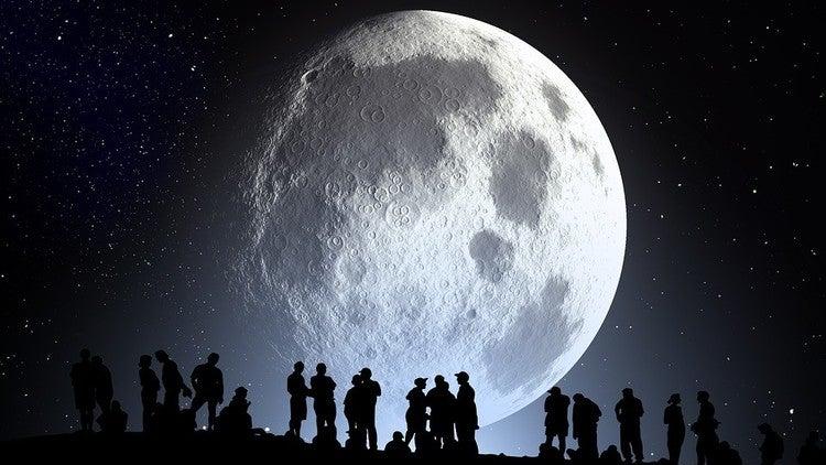 Tres eventos astronómicos coincidirán la noche del viernes 10 de febrero