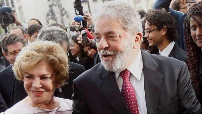 Fallece la esposa del expresidente de Brasil Lula Da Silva