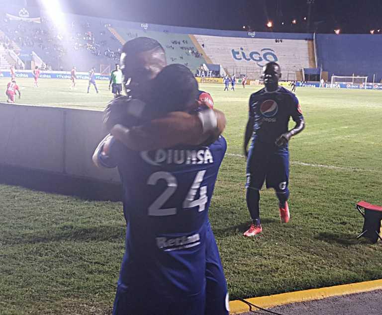 Motagua derrota al vida y sigue sumando en el Clausura