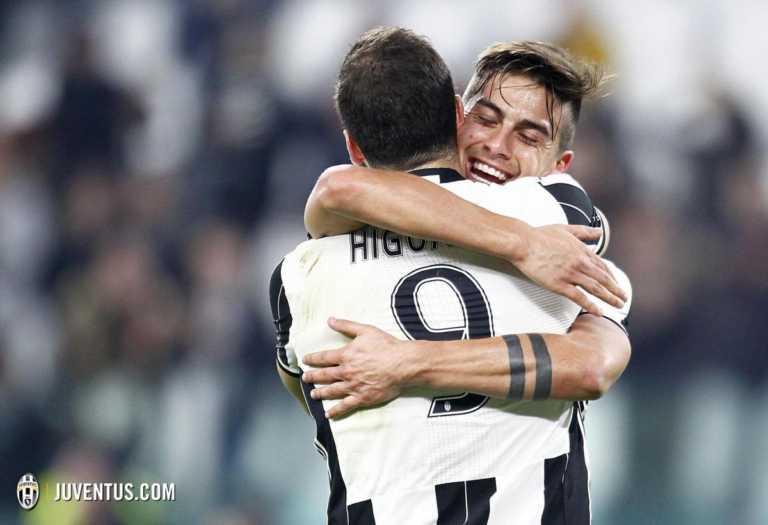 Con golazos de Dybala y una perla de Higuaín, Juventus humilló a Palermo
