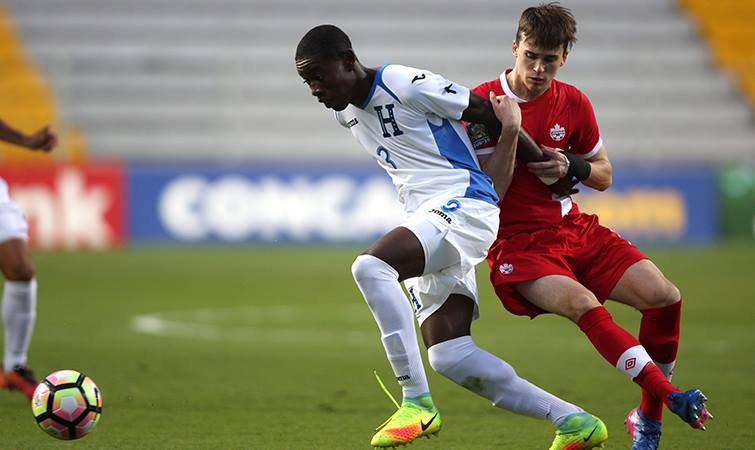Honduras arranca con pie derecho su camino al Mundial de Corea del Sur 2017