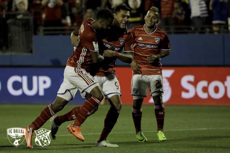 Concachampions: El FC Dallas de Maynor Figueroa le propina paliza al Árabe Unido