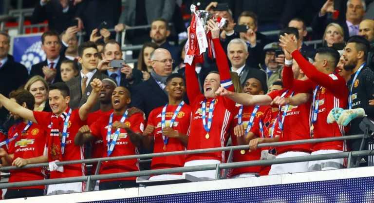 Manchester United derrotó a Southampton y se corona campeón de Copa de la Liga