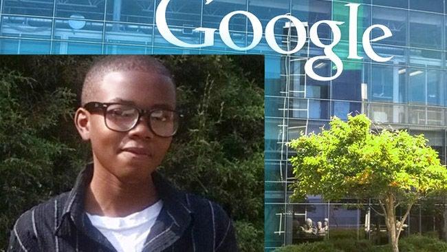 Con 17 años gana concurso de Google y en su comunidad no hay internet