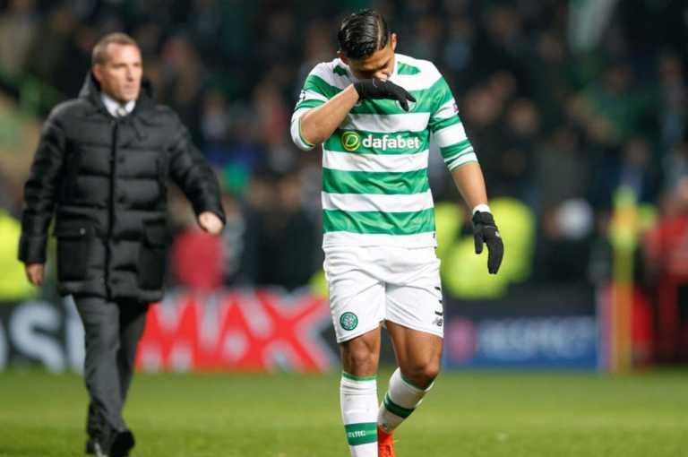 Celtic consigue importante triunfo con Emilio Izaguirre en la banca