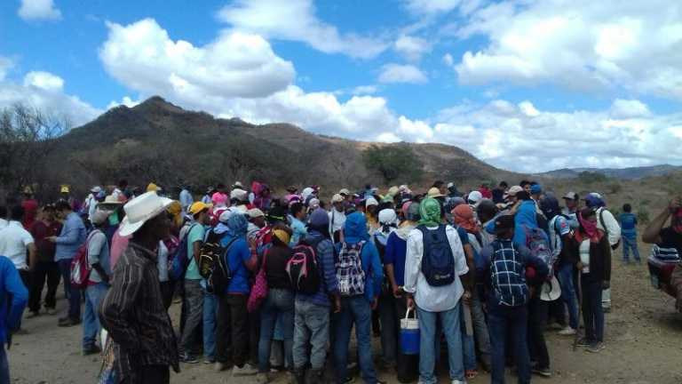 Ganaderos arremeten contra la OABI, en Choluteca