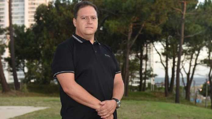 Juan Pablo Escobar, hijo del ex narcotraficante Pablo Escobar