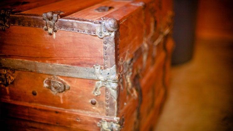 Alemán entierra tesoro valorado en 250.000 euros porque desconfía de los bancos