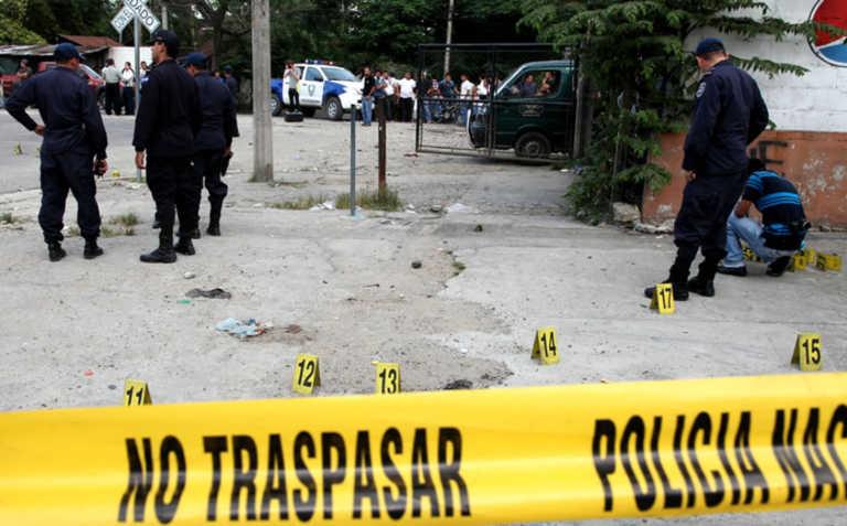 Distrito central con mayor incidencia de homicidios en últimos días