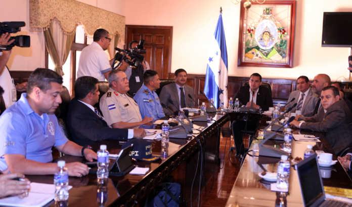 reformas penales en Honduras