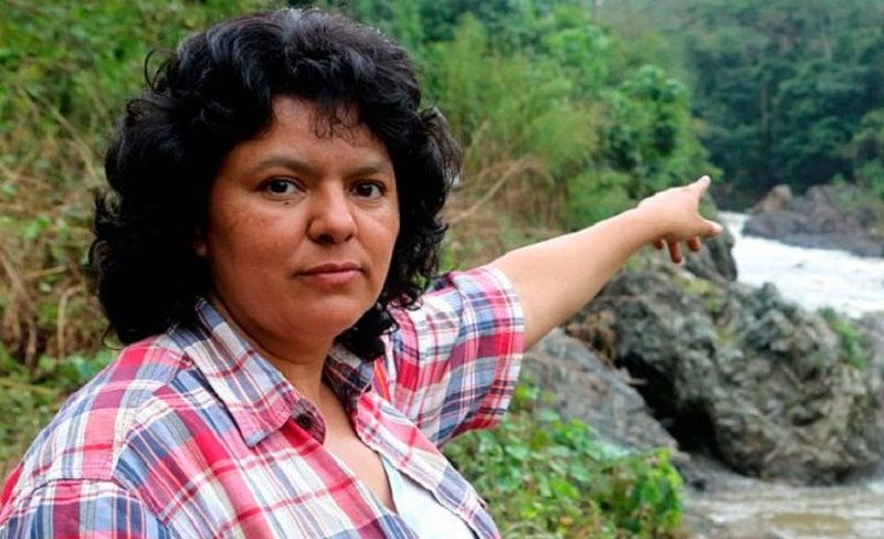 Se cumplen 11 meses del asesinato de Berta Cáceres
