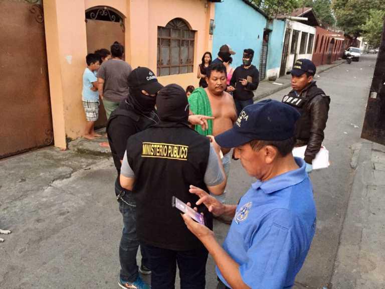 """En Operación """"Merendón"""" buscan cabecillas MS en el Valle de Sula"""