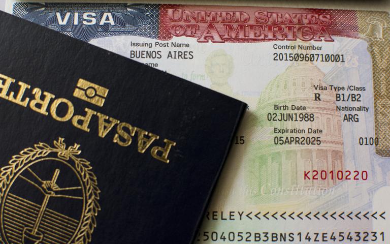 Embajada de EE.UU aclara información de «viajes sin visas»