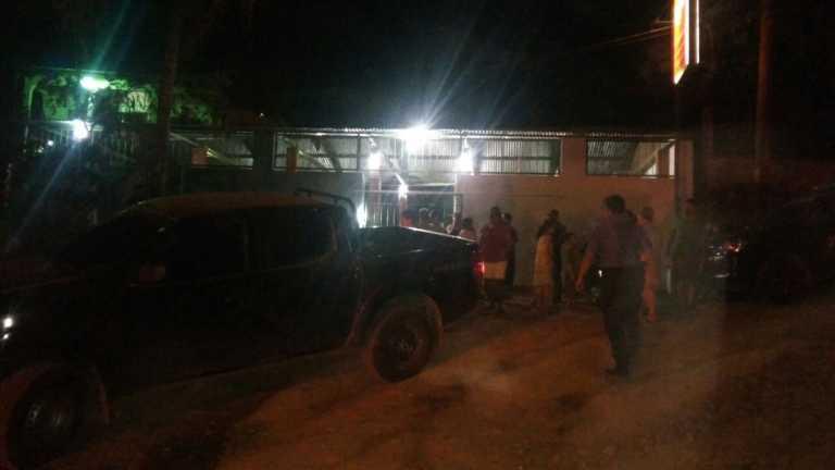 Matan a comerciante dentro de restaurante en Villanueva, Cortés