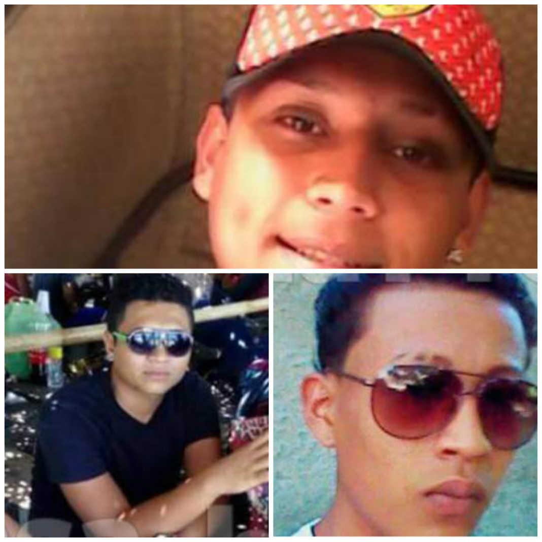 cuatro desaparecidos en El Progreso