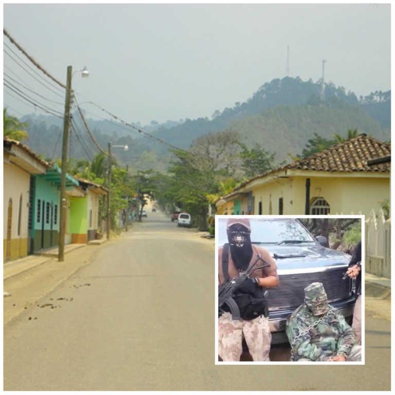 San Pedro de Copán, el nuevo pueblo de los muertos en Honduras